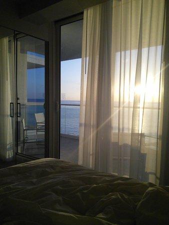 Grand Beach Hotel Surfside: good morning sunshine