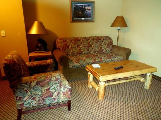 Arrowwood Lodge At Brainerd Lakes: private room area