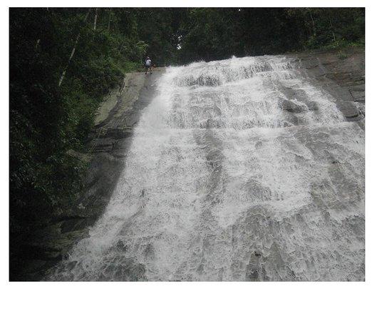 Pousada das Cachoeiras: rapell