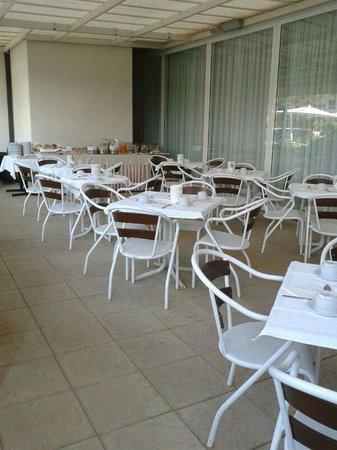 Hotel Sanremo : Pronto per la colazione