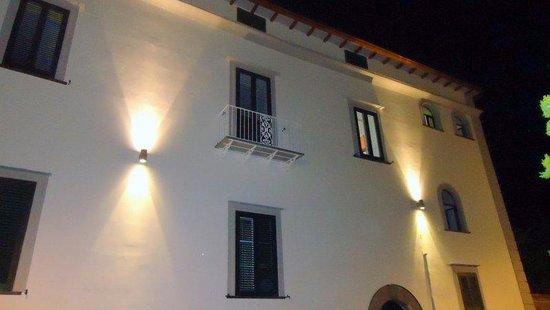 Back to Sorrento: Il palazzo