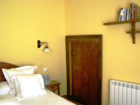 Posada de Quijada: amber room