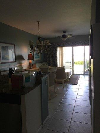 Hawks Cay Resort: Downstairs in Villa