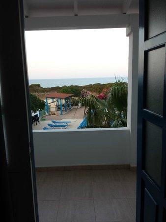 Эс-Кало, Испания: La vista dall'appartamento