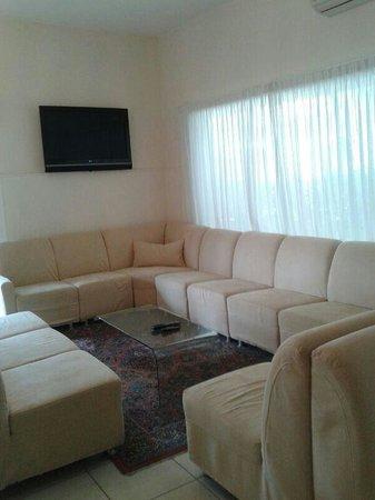 Hotel Sanremo : Zona tv e relax
