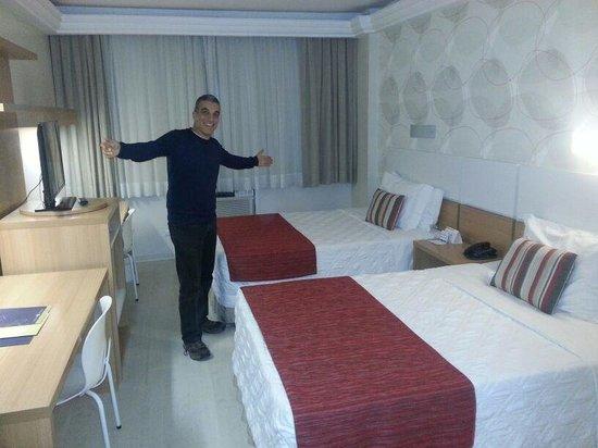 Copa Sul Hotel: The room - Copa Sul