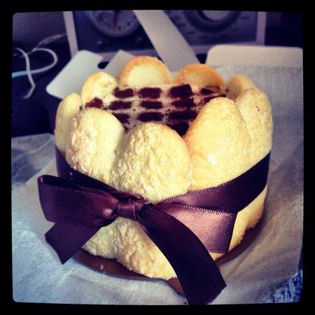 Carlo's Bakery : Tirimisu