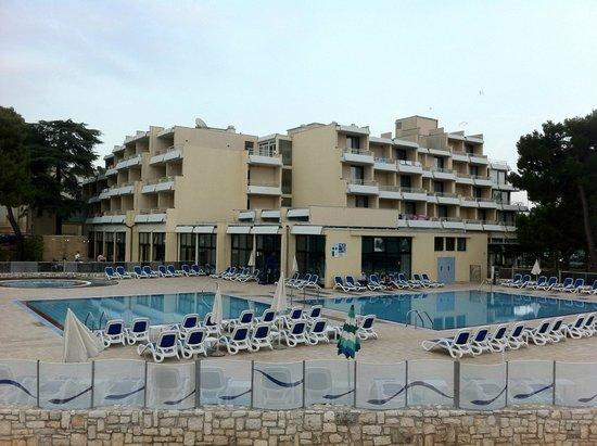 Hotel Sipar: Hotel + Pool