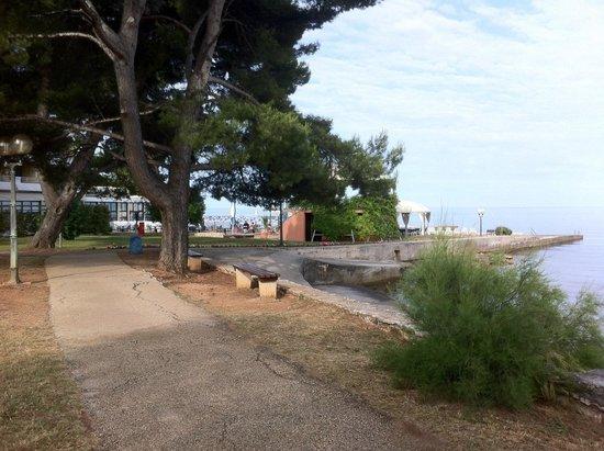 Hotel Sipar: Strand/Bucht
