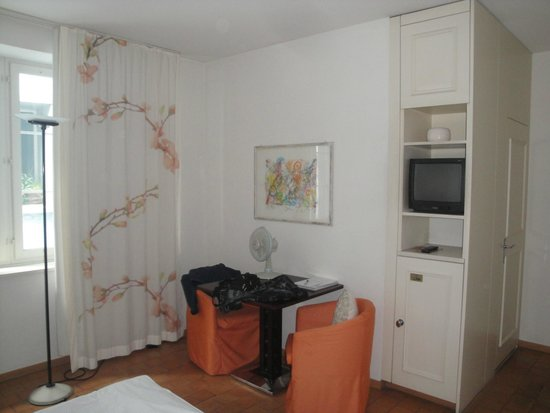 Hotel Rossli: Schlafzimmer