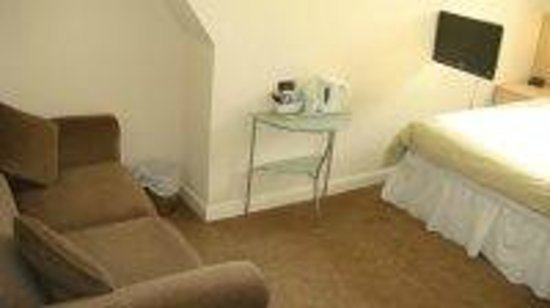 St Annes Hotel: Room 8