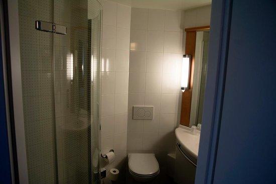ibis Geneve Centre Nations : Bathroom