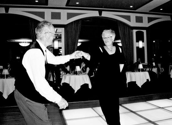 Dancin' in the Copper Room
