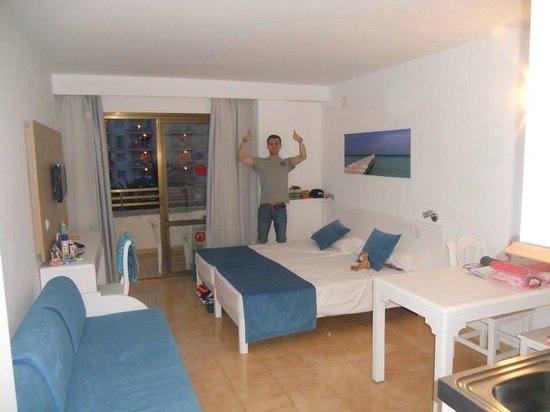 Sol de Alcudia Apartments: Studio apartment! Room 321!