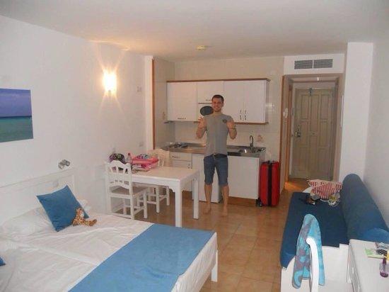 Studio apartment! Room 321! - Picture of Sol de Alcudia Apartments, Port d'Alcudia - TripAdvisor
