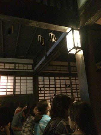 Edo Wonderland Nikko Edomura: Ninja home/set ~ surprises ahead! No photos during the show!