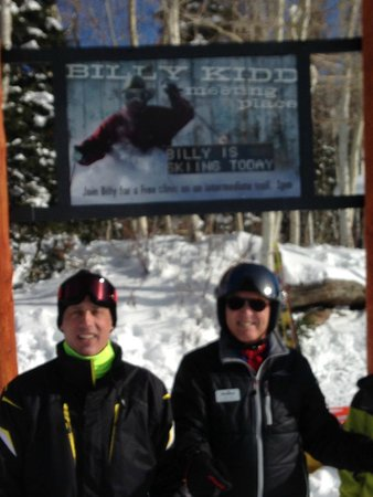 Steamboat Ski Resort: Meeting Billy Kidd