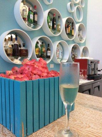 Alsol Del Mar: Lobby / bar