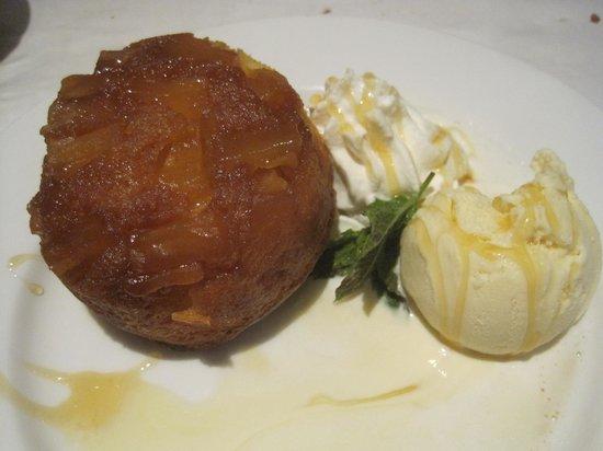 Tarpy's Roadhouse : Pineapple Upside Down Cake