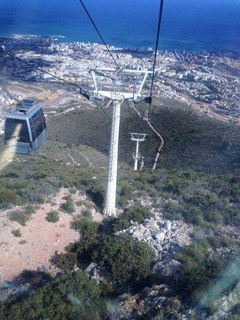 Teleferico Benalmadena : the best views