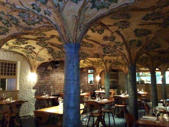 Il Vignardo Restaurant: the restauraunt