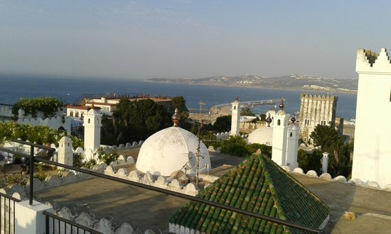 Dar Sultan: La  vue de la chambre