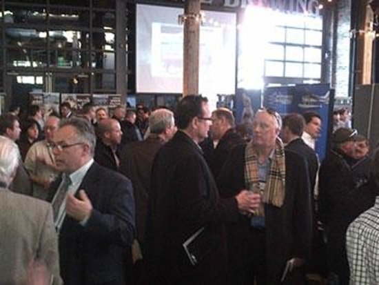 Steam Whistle Brewery : Northern Ontario Mining Showcase 2014