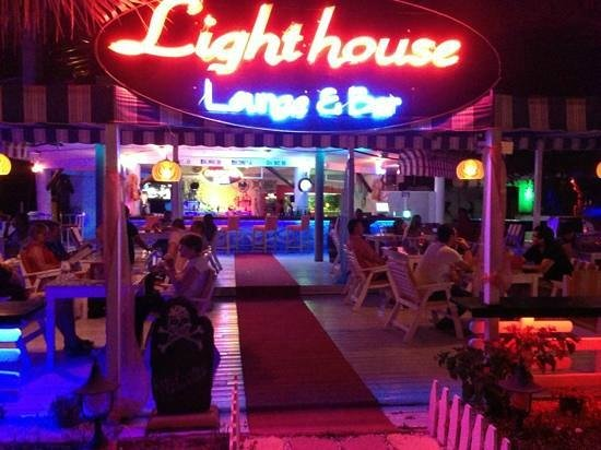 Bahar: lighthouse bar