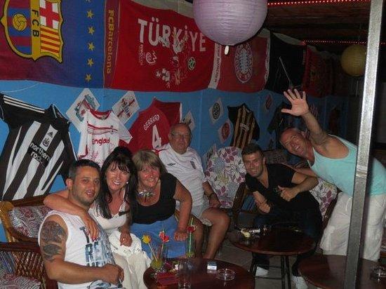 Melodi hotel bar