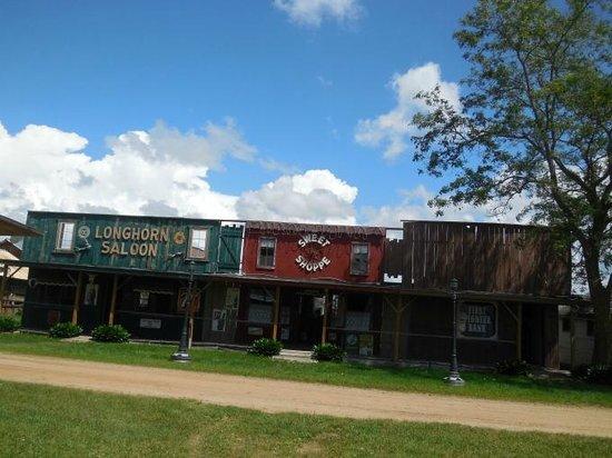 Paul Bunyan Land : The Old Farm