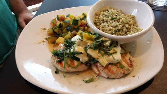 Bonefish Grill: Lily Chicken