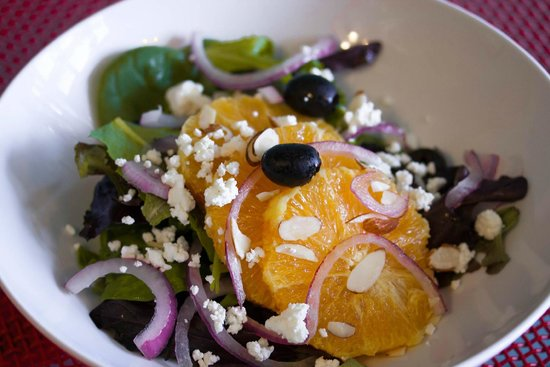 Orange Blossom Cafe : COMING SOON! ORANGE BLOSSOM SALAD!!