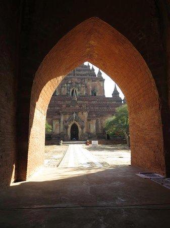 Temples de Bagan : Bagan