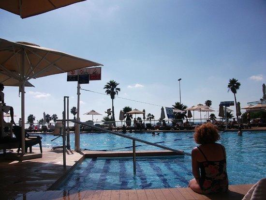 Dan Panorama Tel Aviv: One view of the pool