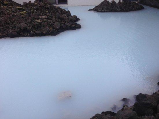 Blue Lagoon Iceland : Outside of entrance