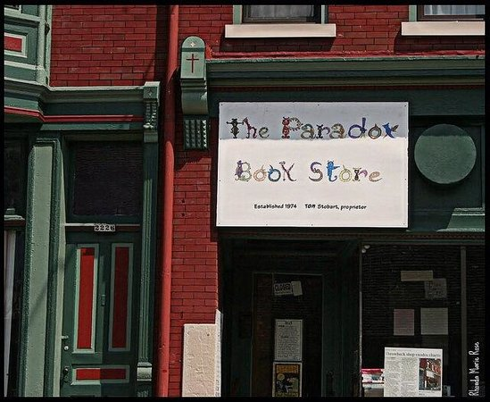 ‪The Paradox Bookstore‬