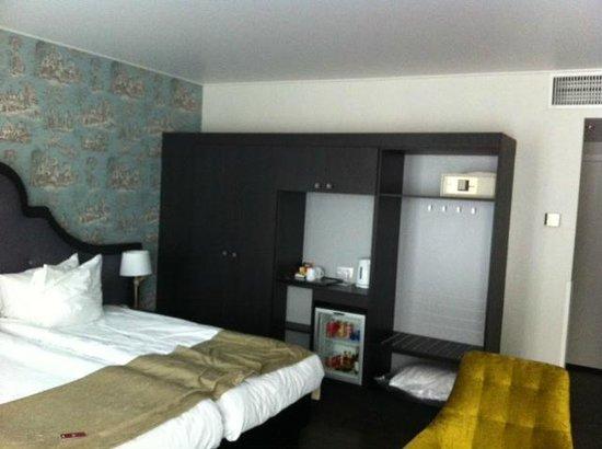 Thon Hotel Bristol Stephanie: Kamer