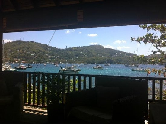 The DeckHouse: View from lookout