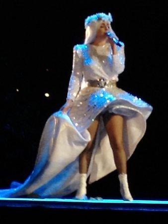 Boardwalk Hall: Lady Gaga and the Gypsy life