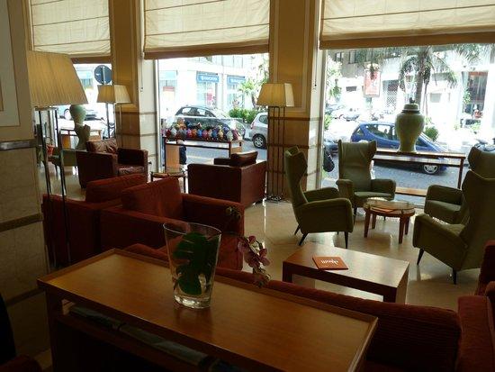 Renaissance Naples Hotel Mediterraneo: salon