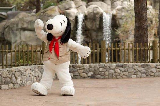 Buena Park, CA: Camp Snoopy