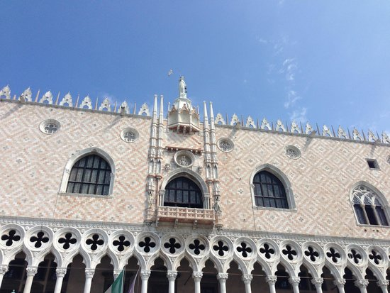 Palazzo Ducale : Outside of building