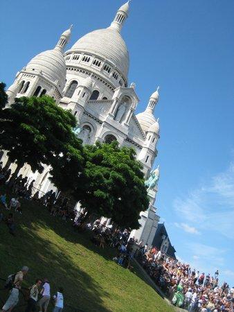 Hôtel des Arts - Montmartre : Montmartre