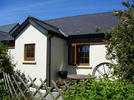 Croft Farm & Celtic Cottages : the stable