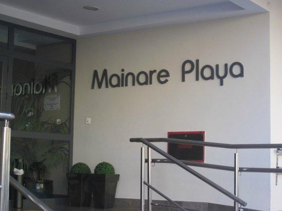 Hotel Mainare Playa Fuengirola: Eingangsbereich