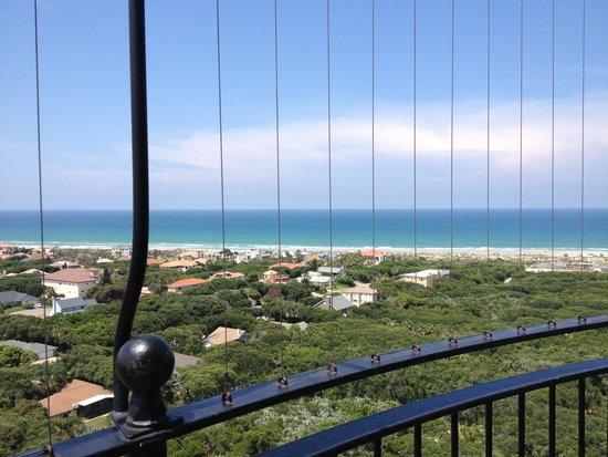 Ponce de Leon Lighthouse: I climb the 203 steps to the light house