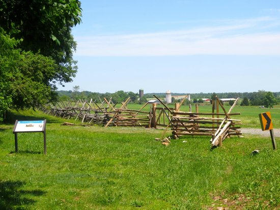 Cedar Mountain Battlefield
