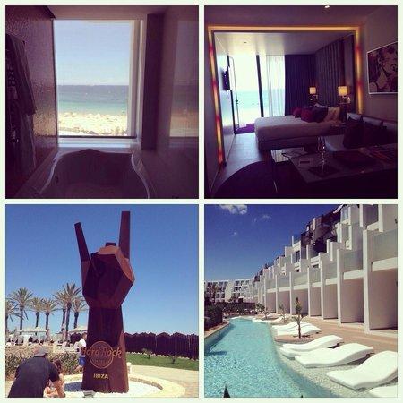 Hard Rock Hotel Ibiza: Instalaciones