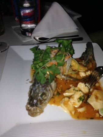 Morimoto Waikiki: Fried Fish