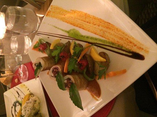 Restaurant La Voute : La volaille